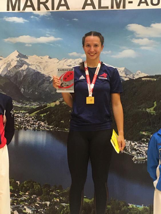 Závodníci TJ Karate České Budějovice zaváleli v Rakousku!