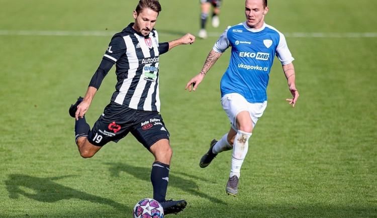 FOTOGALERIE: Dynamo si v přípravě poradilo s Táborskem