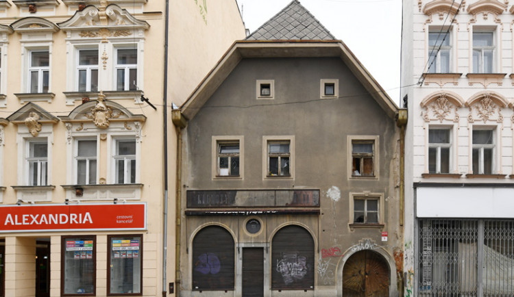 Dům v ulici Karla IV.